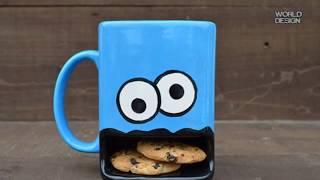 Самые необычные чашки для чая и кофе