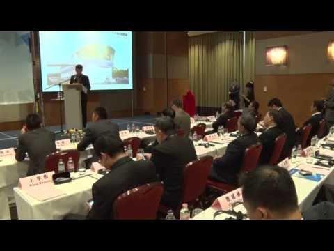 Cai Zhiming beszéde  / Europe - Guangzhou Business Week 2014.09.01.
