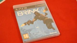 Brink Unboxing (PS3)