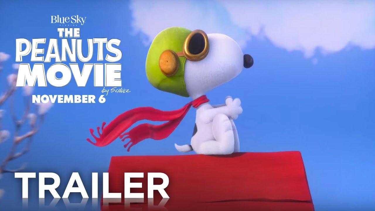 The Peanuts Movie | Teaser [HD] | FOX Family - YouTube
