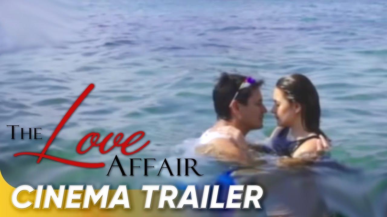The Love Affair Cinema Trailer | Richard Gomez, Dawn Zulueta, Bea Alonzo | 'The Love Affair'
