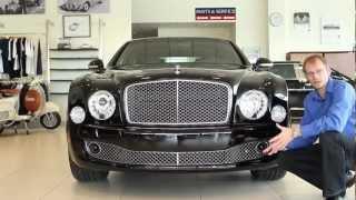 Bentley Mulsanne Mulliner 2013 Videos