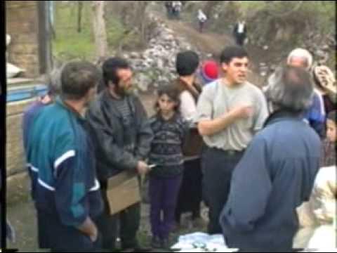 Nazareth Berberian Kashatagh Food Aid - May 1999 - Part 2
