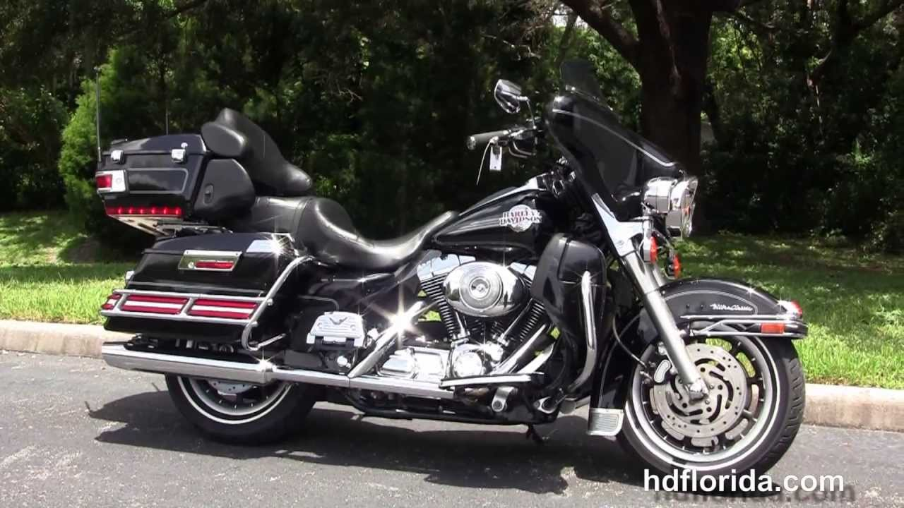 Used 2005 Harley Davidson Ultra Classic Electra Glide