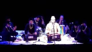 vuclip Sabri Brothers - Amjad Sabri - Live France 2012 - Hazir Hain - 9/9