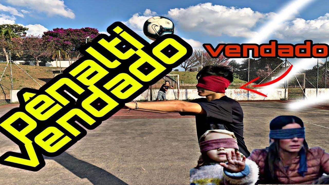 PÊNALTI VENDADO-DESAFIO NOVO (feat. kayky e miguel)