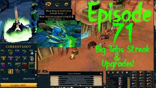BIG Telos Streak & Upgrades! RuneScape 3