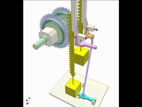 Gravity engine 1
