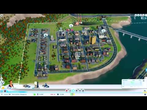Sim City   From Zero to Silicon Valley   How to make millions with your city!
