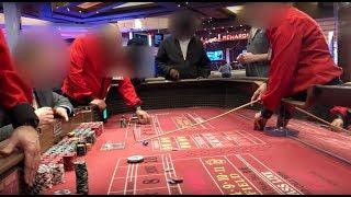 Live Casino Craps Game #13