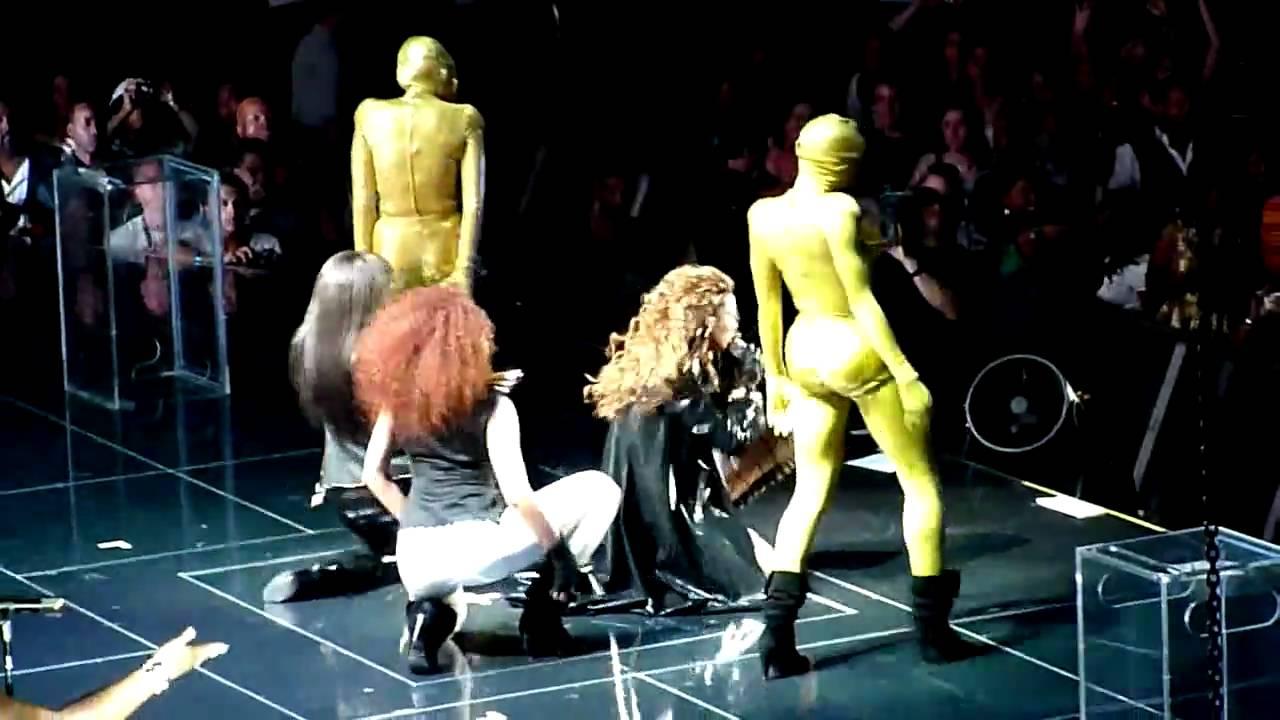 Beyonce diva hd atlanta i am tour youtube - Beyonce diva video ...
