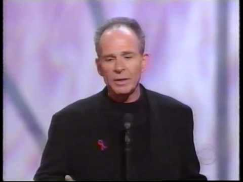 Ron Rifkin wins 1998 Tony Award for Best Featured Actor in a Musical