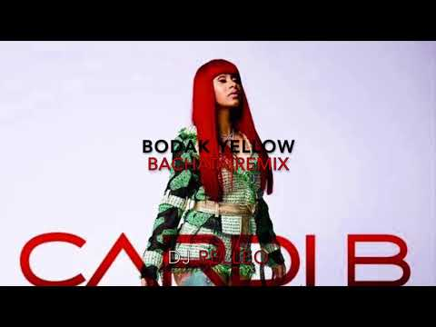 Cardi B - Bodack Yellow Bachata Remix By DJ Relleo