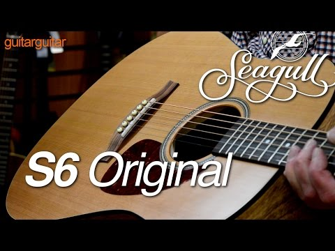 Seagull Guitars 2015 - S6 Original