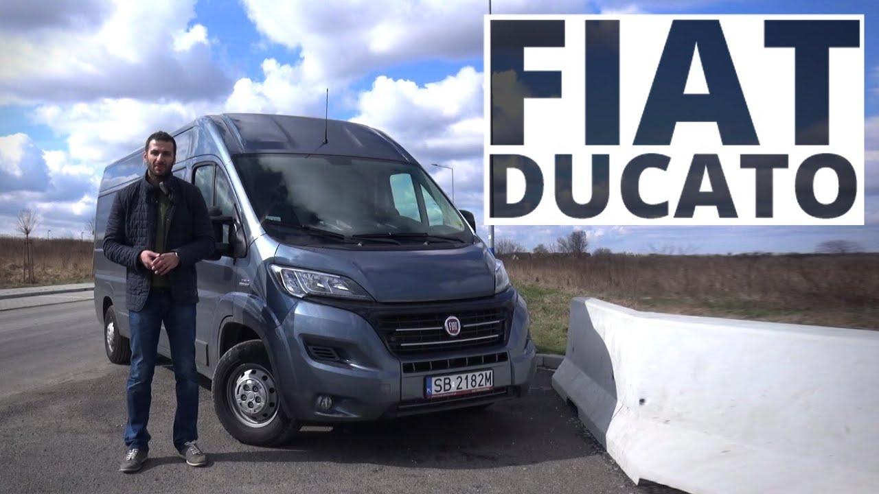 fiat ducato furgon 2 3 multijet ii 130 km 2015 test. Black Bedroom Furniture Sets. Home Design Ideas