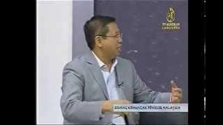 Temubual Sidang Kemuncak Penulis Malaysia di Assalamualaikum TV Al-Hijrah   18 Oktober 2014