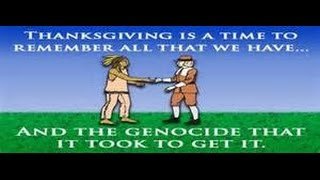 Stop Observing ThanksKilling I mean ThanksGiving