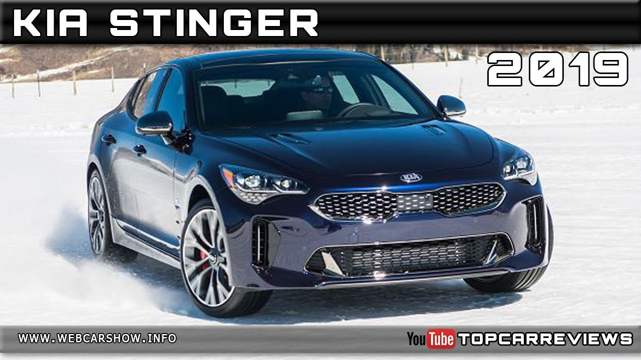 Kia Stinger Release Date Usa >> 2019 Kia Stinger Review Rendered Price Specs Release Date