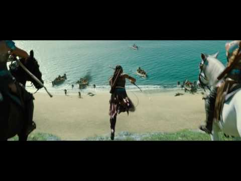 "WONDER WOMAN - ""Warrior"" TV Spot"