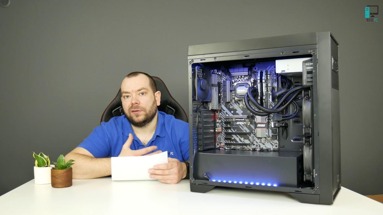Komputer z AiO bez grafiki
