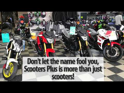 LIFAN Featured Dealer - Scooters Plus of Memphis Tennessee | Motorcycles, scooters LSV