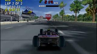 CART Fury Championship Racing PS2 Gameplay HD
