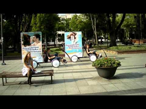 Promobike advertising campaign