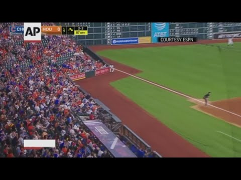 Child Hit By Line Drive At Astros Game