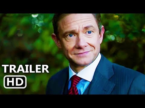 GHOST STORIES  NEW  2018 Martin Freeman, Movie HD