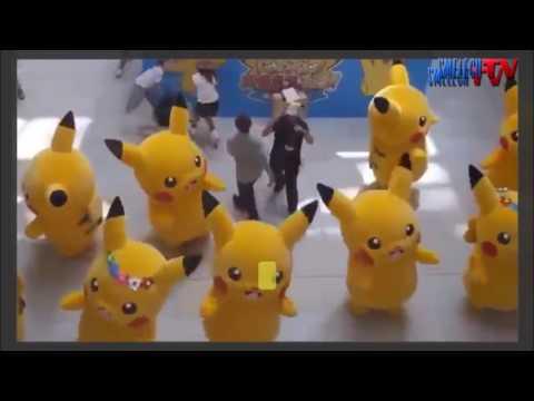 """Lagu Pokemon Go Lucu """"pokemon Go"""""""