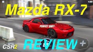 NEW CSR2 Mazda RX-7 Review