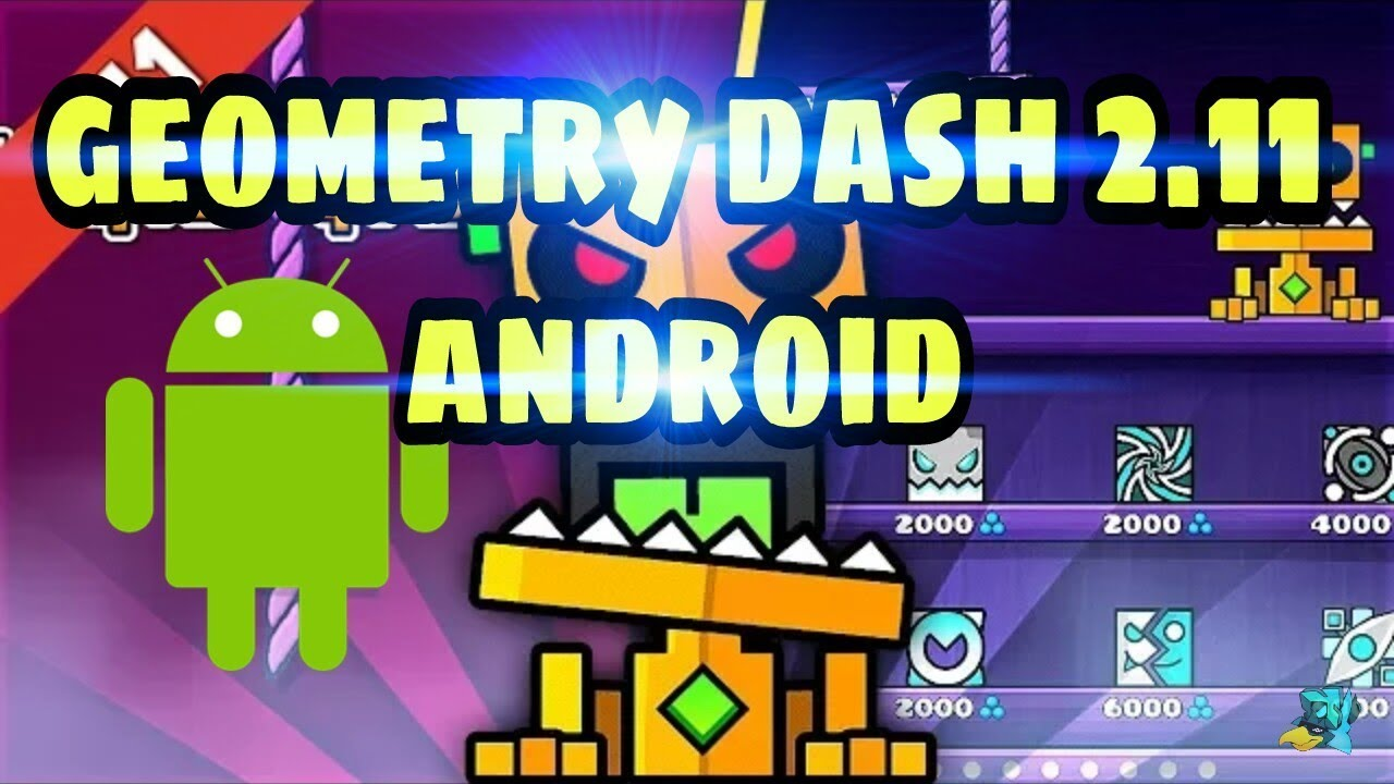 geometry dash full game download android