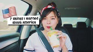 7 ĐIỀU CÓ THỂ BẠN CHƯA BIẾT VỀ NƯỚC MỸ 🇺🇸 - 7 THINGS I LEARNED ABOUT AMERICA // Bóng Bay