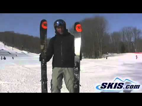 Rossignol Sin 7 2016 Men's Ski and Video Review