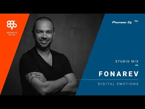 Fonarev megapolis 89.5 fm /progressive house/ @ Pioneer DJ TV | Moscow