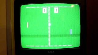 Conic DX-702 Color TV-Games Pong Konsole 1977