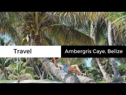 Ambergris Caye, Belize Travel Diary | Travel