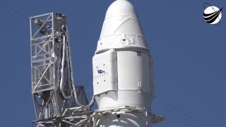 SpaceX - CRS8 - Update Launch Day - +39A  04-08-2016