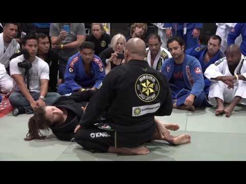 Xande Ribeiro - Guard Retention Philosophy (Half-guard)