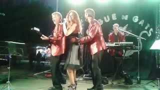 Grup Musical Orgue de Gats 2015 · Actuació a El Poal (Lleida)