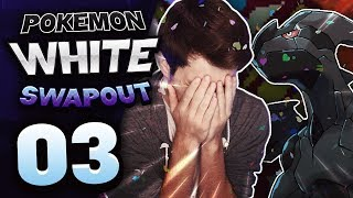 🔴 SCOTT'S BIRTHDAY! | Pokémon White Swap Out Nuzlocke w/ KingCorphish! Ep 03