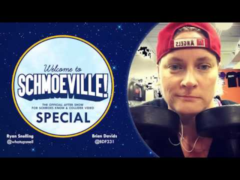 Schmoeville! Special - Lee Anne LeCouter Addresses the Show