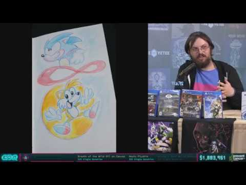 The  Legend of Zelda: Breath of the Wild by atz in 3:57:00 AGDQ 2018