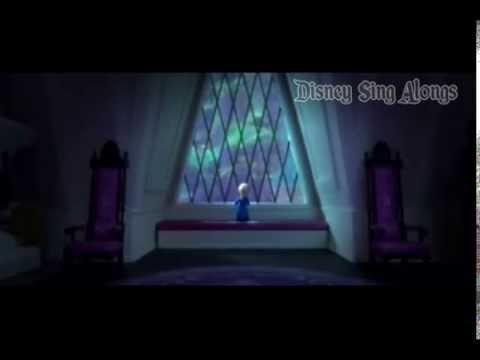 Do You Wanna Build a Snowman  Frozen  SingAlong