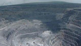 видео В северо-восточной части Турции произошел оползень