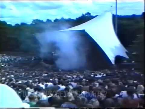 Fields Of The Nephilim St Goarshausen Loreley Amphitheater Freilichtbühne 1990 06 23
