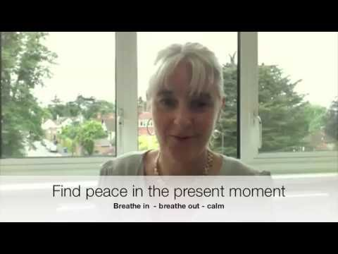 Mindfulness and Diabetes - a powerful tool to manage the condition. Deb Snow