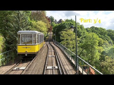 Dresden, Rhododendron Park and the mountain railways / Germany, May 2017 / Part: 3/4