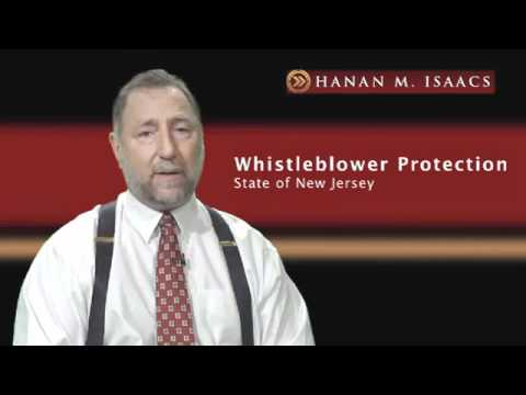 Kingston NJ Whistle Blower Protection Attorney Video