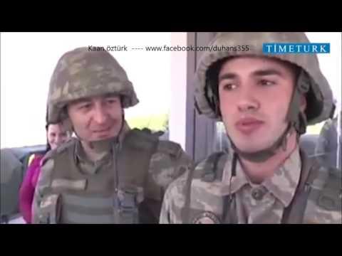 Asker Annesinin Oğluna Anneler Günü Sürprizi